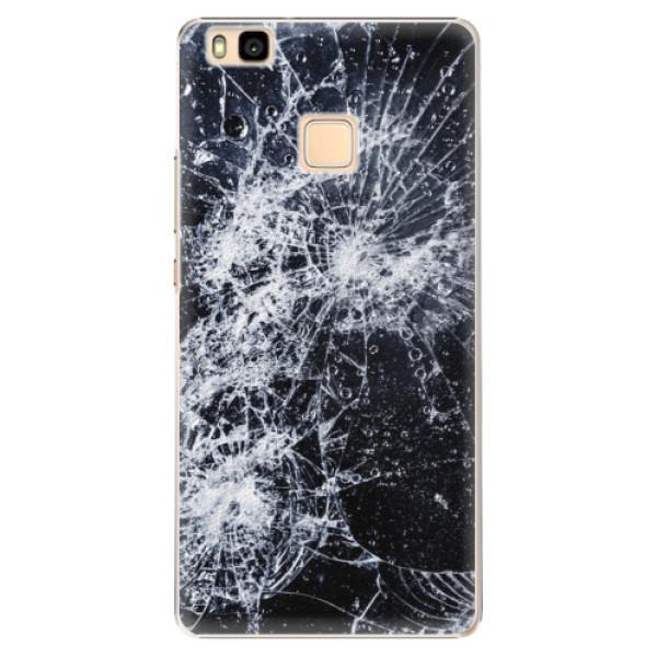 Plastové puzdro iSaprio - Cracked - Huawei Ascend P9 Lite