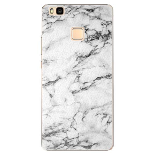 Plastové puzdro iSaprio - White Marble 01 - Huawei Ascend P9 Lite