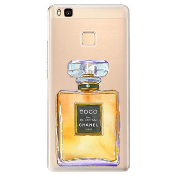 Plastové puzdro iSaprio - Chanel Gold - Huawei Ascend P9 Lite