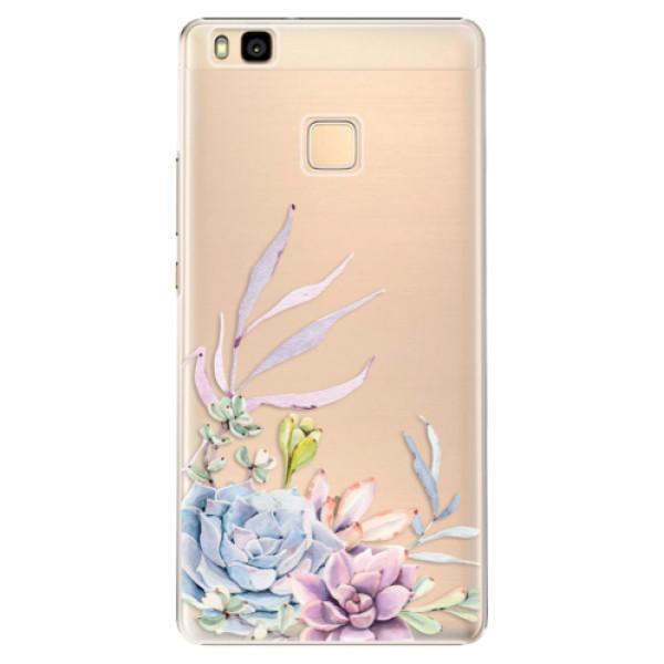 Plastové puzdro iSaprio - Succulent 01 - Huawei Ascend P9 Lite