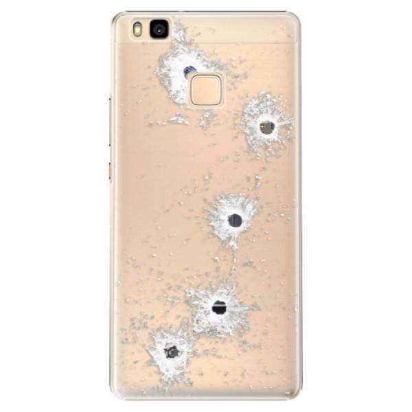 Plastové puzdro iSaprio - Gunshots - Huawei Ascend P9 Lite