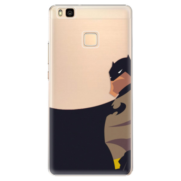 Plastové puzdro iSaprio - BaT Comics - Huawei Ascend P9 Lite