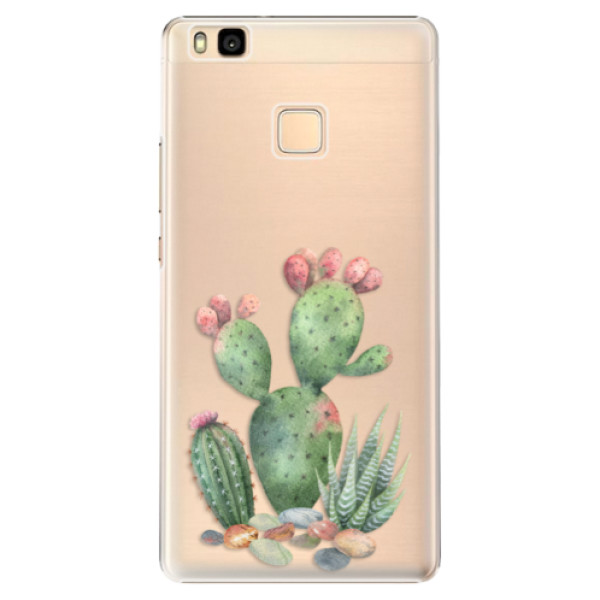 Plastové puzdro iSaprio - Cacti 01 - Huawei Ascend P9 Lite