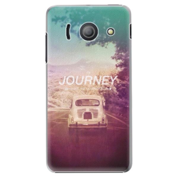 Plastové puzdro iSaprio - Journey - Huawei Ascend Y300