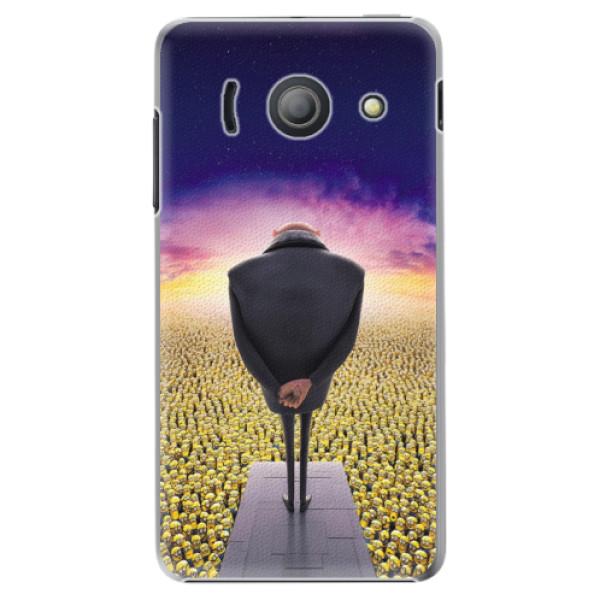 Plastové puzdro iSaprio - Gru - Huawei Ascend Y300