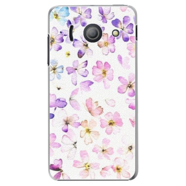 Plastové puzdro iSaprio - Wildflowers - Huawei Ascend Y300