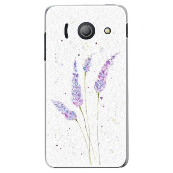 Plastové puzdro iSaprio - Lavender - Huawei Ascend Y300