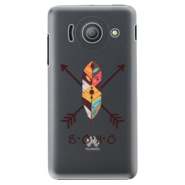 Plastové puzdro iSaprio - BOHO - Huawei Ascend Y300