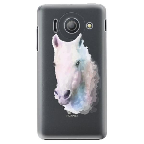 Plastové puzdro iSaprio - Horse 01 - Huawei Ascend Y300