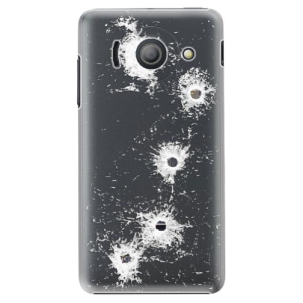 Plastové puzdro iSaprio - Gunshots - Huawei Ascend Y300