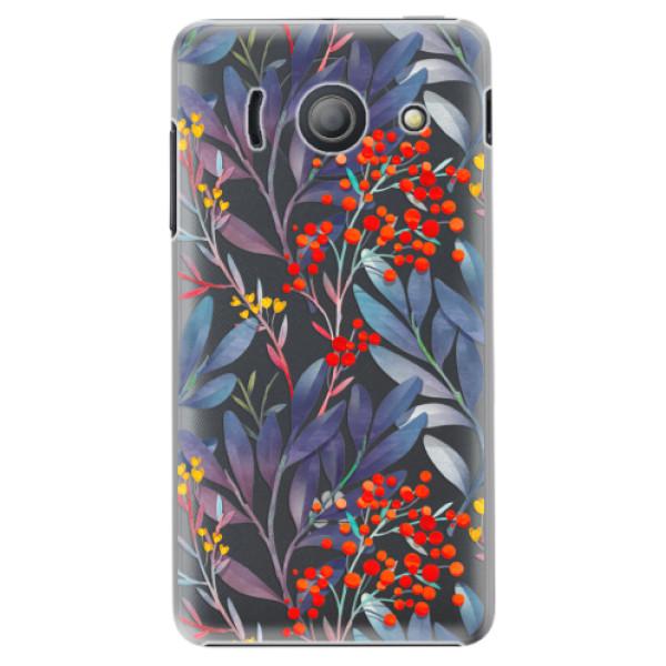 Plastové puzdro iSaprio - Rowanberry - Huawei Ascend Y300