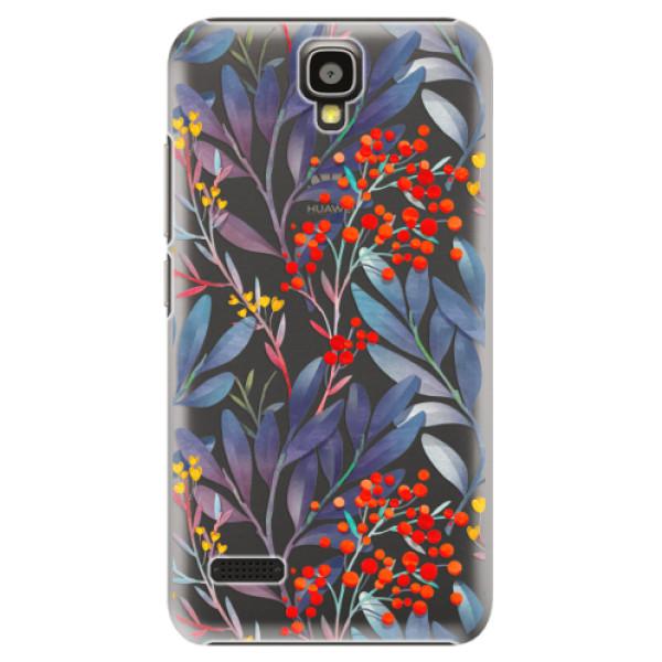 Plastové puzdro iSaprio - Rowanberry - Huawei Ascend Y5