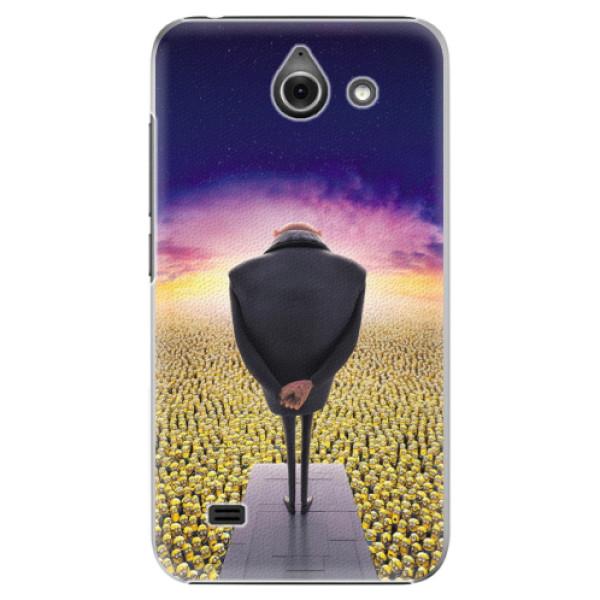 Plastové puzdro iSaprio - Gru - Huawei Ascend Y550