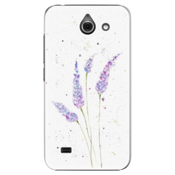 Plastové puzdro iSaprio - Lavender - Huawei Ascend Y550