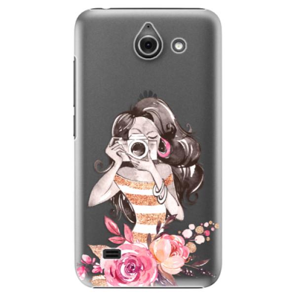 Plastové puzdro iSaprio - Charming - Huawei Ascend Y550