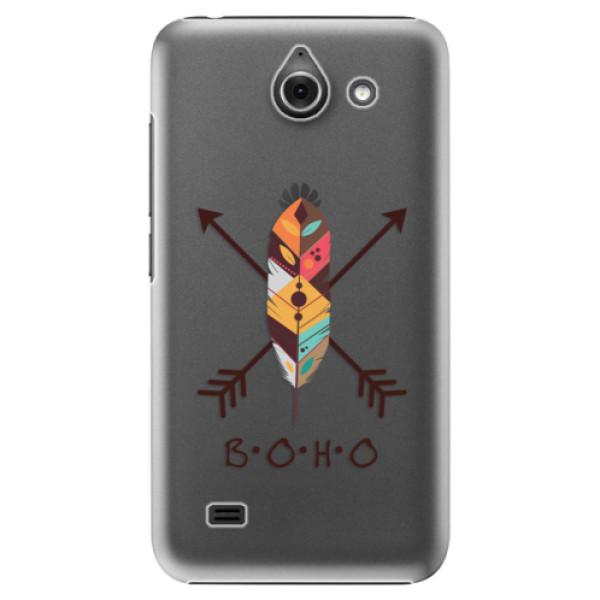 Plastové puzdro iSaprio - BOHO - Huawei Ascend Y550