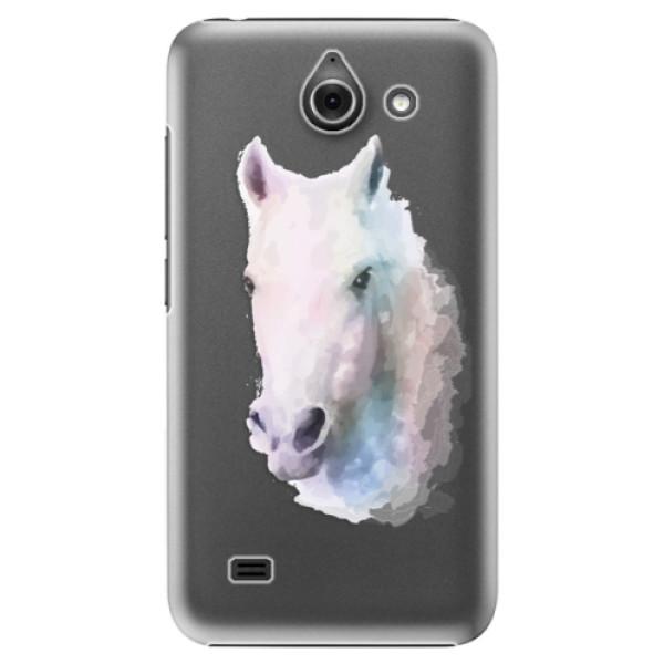 Plastové puzdro iSaprio - Horse 01 - Huawei Ascend Y550