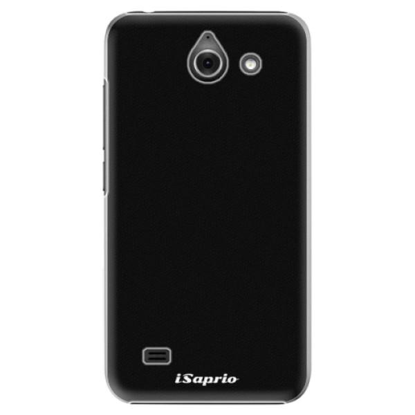 Plastové puzdro iSaprio - 4Pure - černý - Huawei Ascend Y550