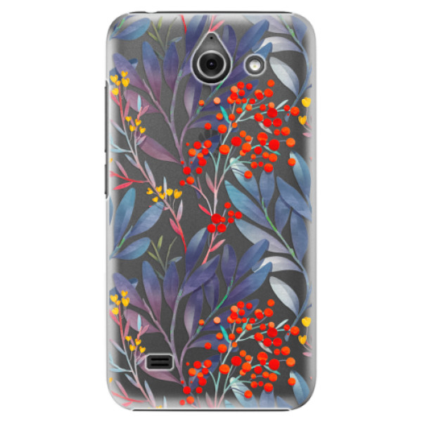 Plastové puzdro iSaprio - Rowanberry - Huawei Ascend Y550