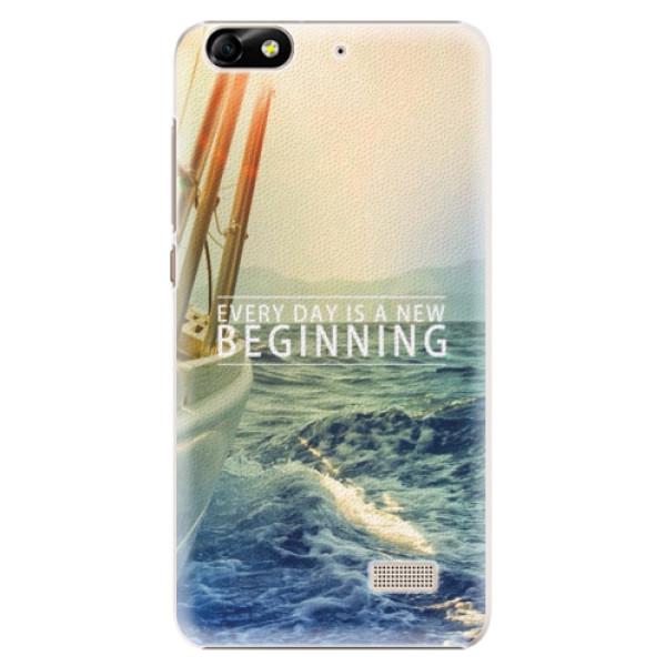 Plastové puzdro iSaprio - Beginning - Huawei Honor 4C