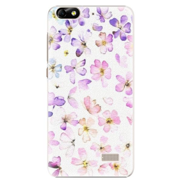 Plastové puzdro iSaprio - Wildflowers - Huawei Honor 4C