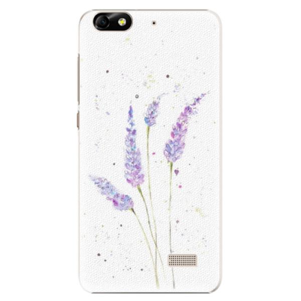 Plastové puzdro iSaprio - Lavender - Huawei Honor 4C