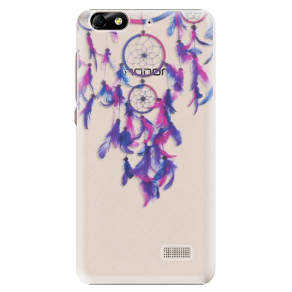 Plastové puzdro iSaprio - Dreamcatcher 01 - Huawei Honor 4C
