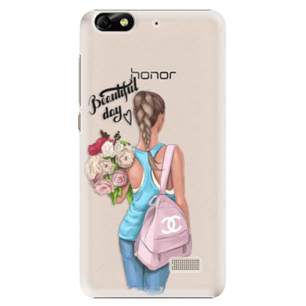 Plastové puzdro iSaprio - Beautiful Day - Huawei Honor 4C