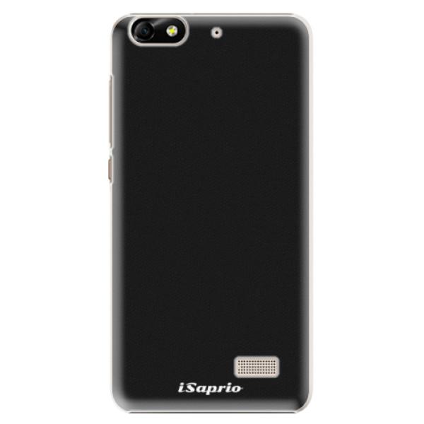 Plastové puzdro iSaprio - 4Pure - černý - Huawei Honor 4C
