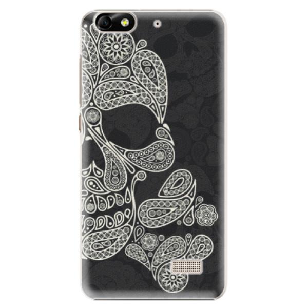 Plastové puzdro iSaprio - Mayan Skull - Huawei Honor 4C