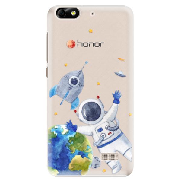 Plastové puzdro iSaprio - Space 05 - Huawei Honor 4C