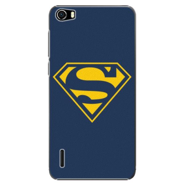 Plastové puzdro iSaprio - Superman 03 - Huawei Honor 6