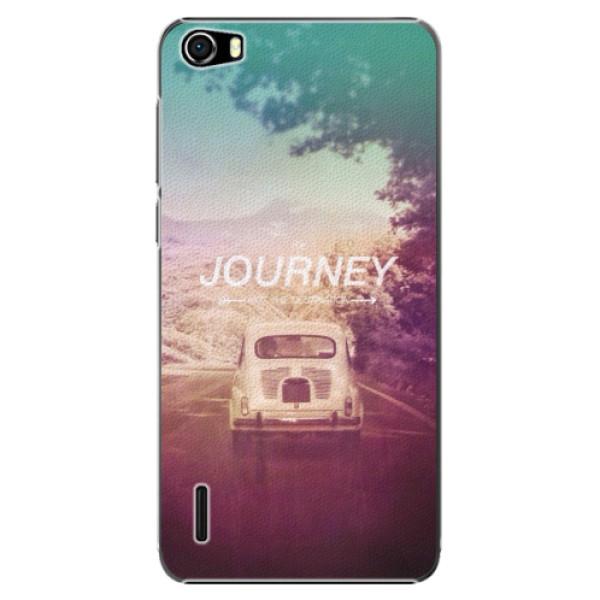 Plastové puzdro iSaprio - Journey - Huawei Honor 6