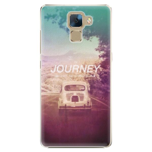 Plastové puzdro iSaprio - Journey - Huawei Honor 7