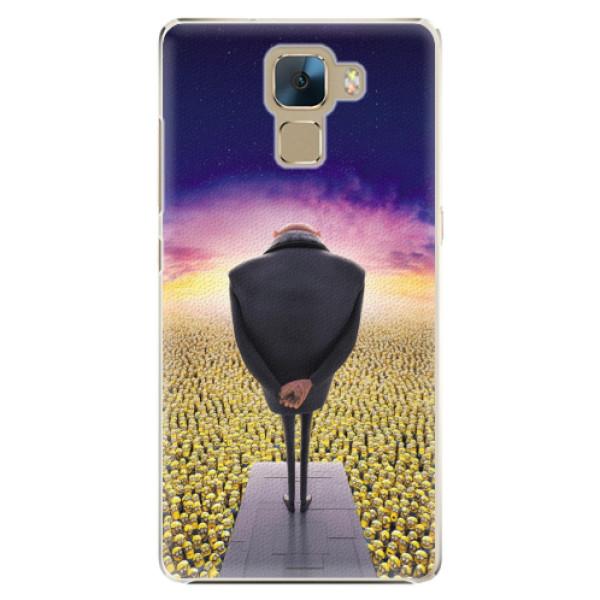 Plastové puzdro iSaprio - Gru - Huawei Honor 7