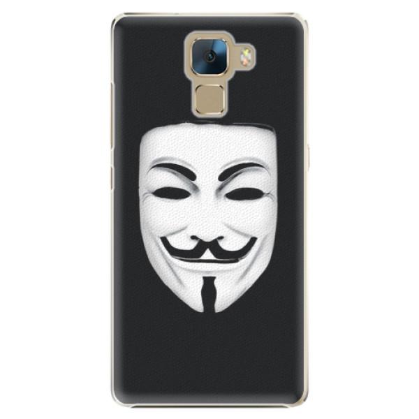 Plastové puzdro iSaprio - Vendeta - Huawei Honor 7