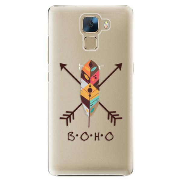 Plastové puzdro iSaprio - BOHO - Huawei Honor 7