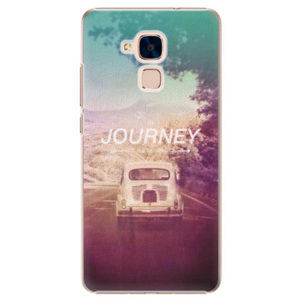 Plastové puzdro iSaprio - Journey - Huawei Honor 7 Lite