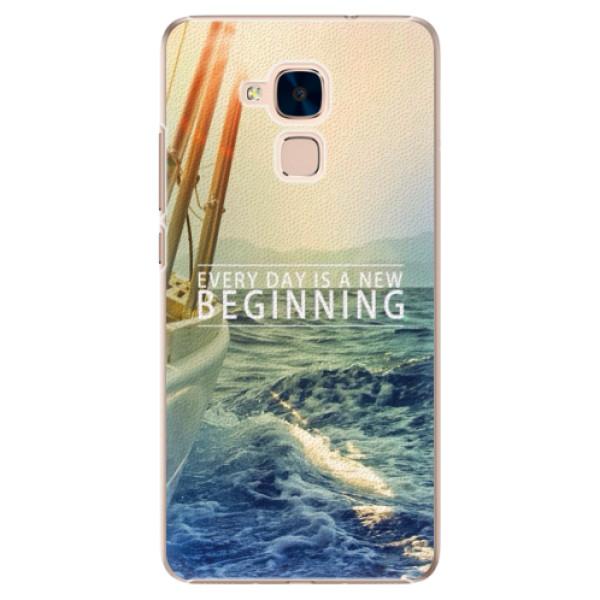 Plastové puzdro iSaprio - Beginning - Huawei Honor 7 Lite