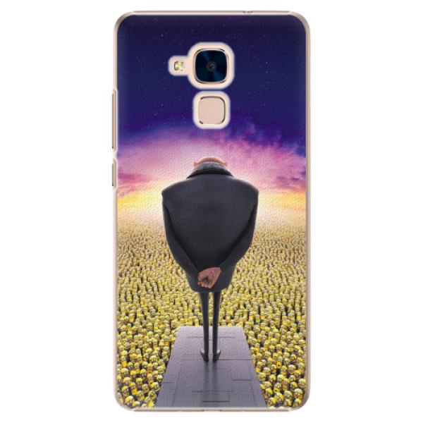 Plastové puzdro iSaprio - Gru - Huawei Honor 7 Lite