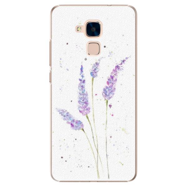 Plastové puzdro iSaprio - Lavender - Huawei Honor 7 Lite