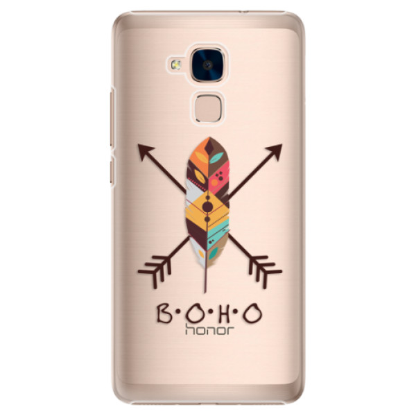Plastové puzdro iSaprio - BOHO - Huawei Honor 7 Lite