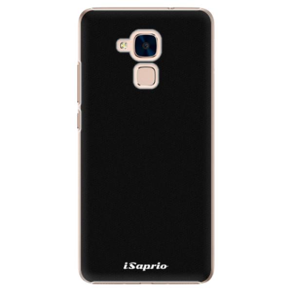 Plastové puzdro iSaprio - 4Pure - černý - Huawei Honor 7 Lite
