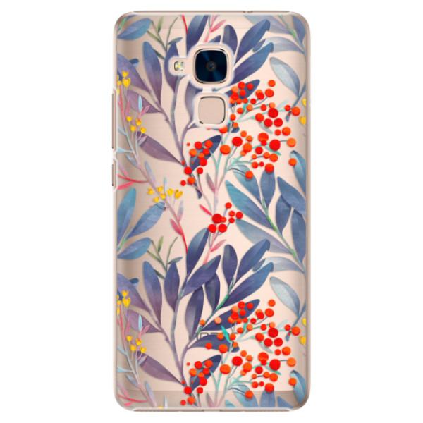 Plastové puzdro iSaprio - Rowanberry - Huawei Honor 7 Lite