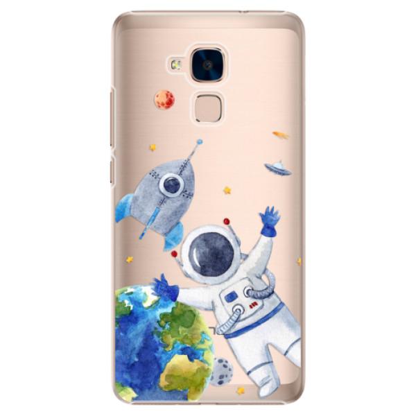 Plastové puzdro iSaprio - Space 05 - Huawei Honor 7 Lite