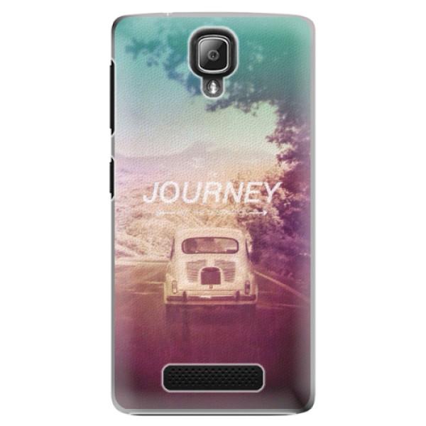 Plastové puzdro iSaprio - Journey - Lenovo A1000