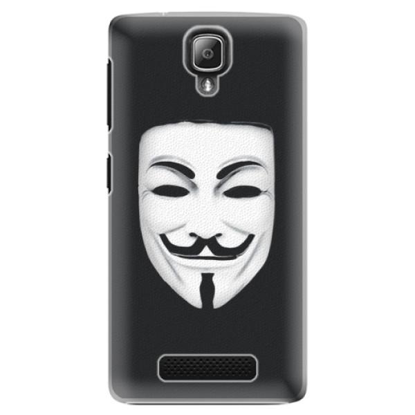 Plastové puzdro iSaprio - Vendeta - Lenovo A1000