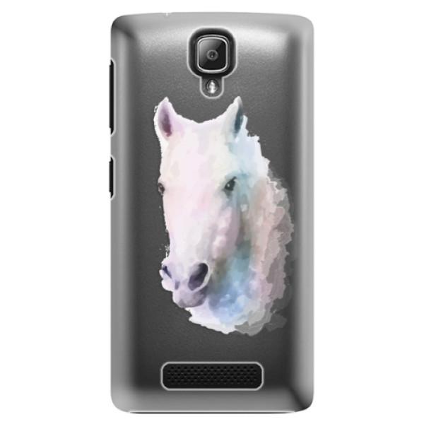Plastové puzdro iSaprio - Horse 01 - Lenovo A1000