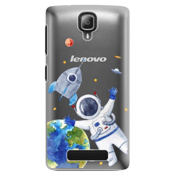 Plastové puzdro iSaprio - Space 05 - Lenovo A1000