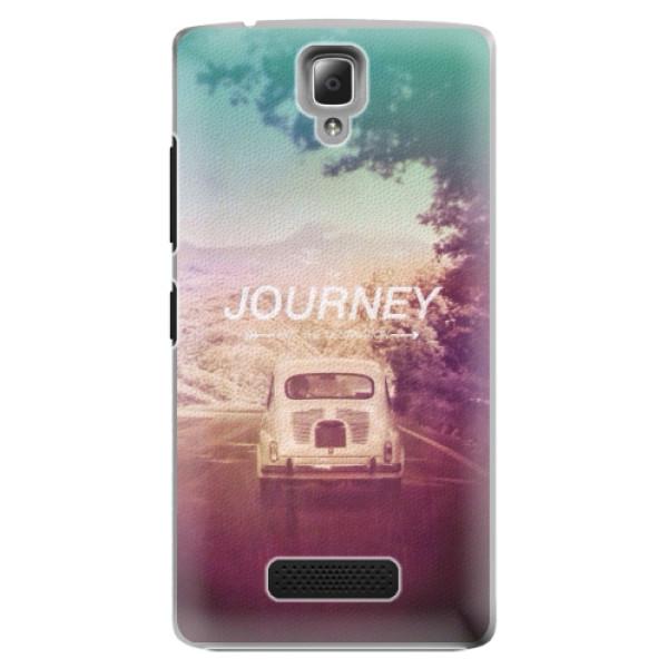 Plastové puzdro iSaprio - Journey - Lenovo A2010